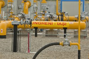 Romania-Moldova Iashi-Ungheni gas pipeline