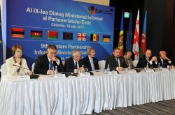 IXth Meeting of Informal Ministerial Dialogue on Eastern Partnership takes place in Chisinau