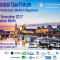 The Global Gas Forum: 27-30 November 2017 , Berlin, Germany