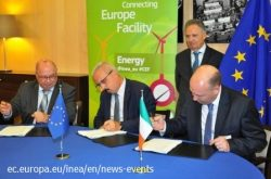 €4 million of CEF Energy funding to connect the French and Irish electricity systems