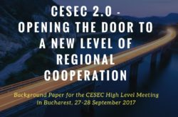 CESEC 2.0 Bucharest meeting strengthens regional energy cooperation in Central and South-Eastern Europe