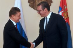 Alexey Miller and Aleksandar Vucic praise successes of Russian-Serbian partnership in gas sector