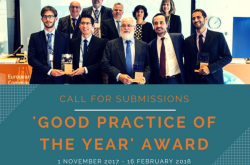 'Good Practice of the Year' award 2018 competition